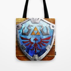 The Hylian Shield Tote Bag