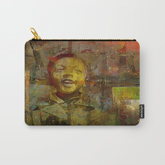 Hapiness Carry-All Pouch