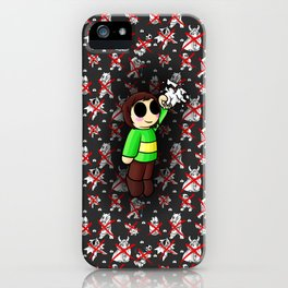 Merciless iPhone Case