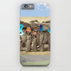 Old India - Bheel Women Carrying Nebulas iPhone 6 Slim Case