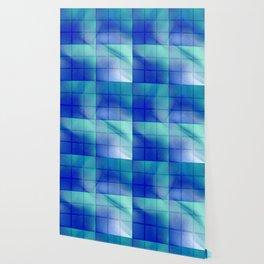 Blue shadows Wallpaper
