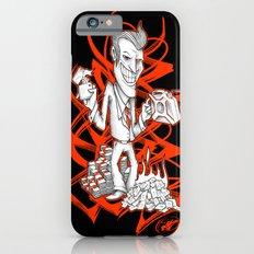 BURNER MONEY Slim Case iPhone 6s
