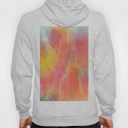 Abstract Watercolor Beautiful P 415 Hoody