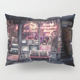 Underground Boxing Club NYC Pillow Sham