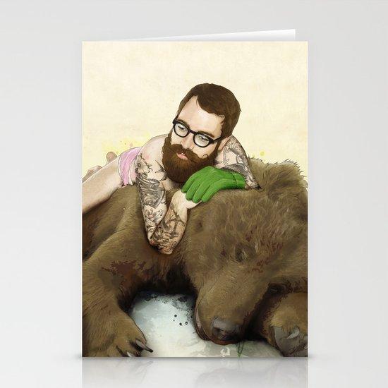 The Hug Stationery Cards