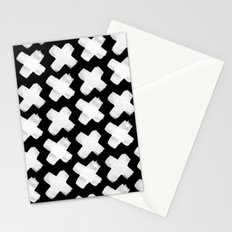 Black xxx Stationery Cards