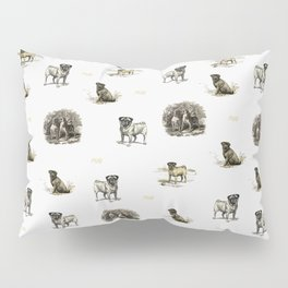 PUG LIFE  Pillow Sham