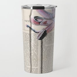 His Master's Voice - The Octopus Travel Mug