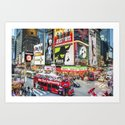 Times Square II Special Edition II by raywarrenphoto