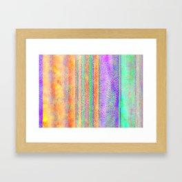 Cascata Framed Art Print