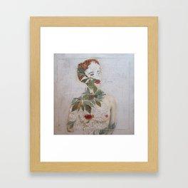 sofi´s memiors  Framed Art Print