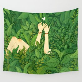 Into Chill Wall Tapestry