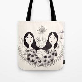 Louise & Lison Tote Bag