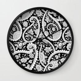 Seamless Art - 8 Wall Clock