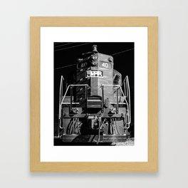 Staunton 40 Framed Art Print