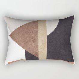 Abstract Geometric Art 10 Rectangular Pillow