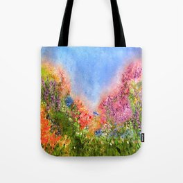 A Summer Meadow Tote Bag