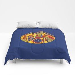 Fantastic Shapes Comforters