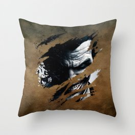 Clown 10 Throw Pillow
