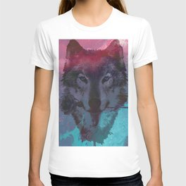 the wolf 7 T-shirt