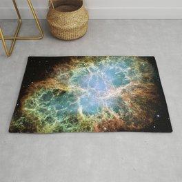 anatomy of an interstellar crab | space 015 Rug