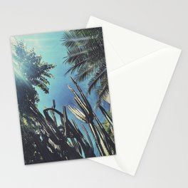 Beach And Desert Stationery Cards