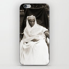 Harriet Tubman, 1911 iPhone Skin