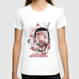 Chaotic mind T-shirt