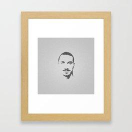 IbraCadabra Framed Art Print