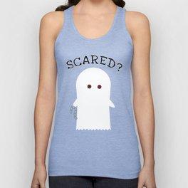 Cute Halloween Ghost Costume Unisex Tank Top
