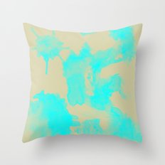 Fifteen Horses Throw Pillow