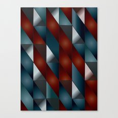 Pattern #5 Tiles Canvas Print