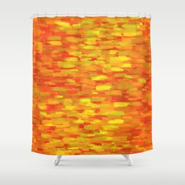 Just another coral on the wall Shower Curtain