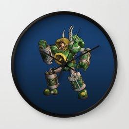 Baby Commando Wall Clock