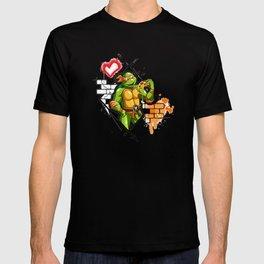 michealgelo T-shirt
