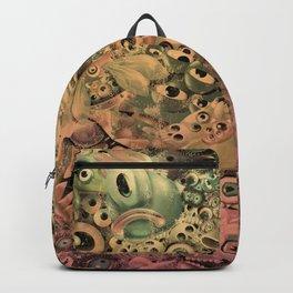 Monster World Washed Backpack