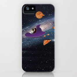 Pizza Heaven iPhone Case