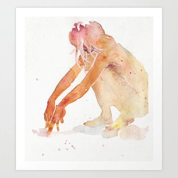 Discover the motif SMALL PIECE 21 by Agnes Cecile as a print at TOPPOSTER