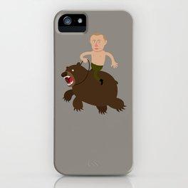 Putin Rider iPhone Case
