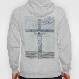 I preach Christ & Christ Crucified Hoody