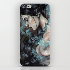 Smoked iPhone Skin