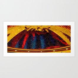 Ceilingburst part 2 Art Print