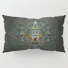 Stone of the Sun II. Pillow Sham