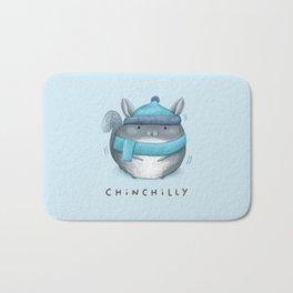 Chinchilly Bath Mat