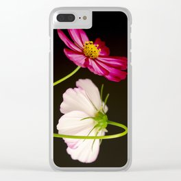 Sensation Cosmos Clear iPhone Case