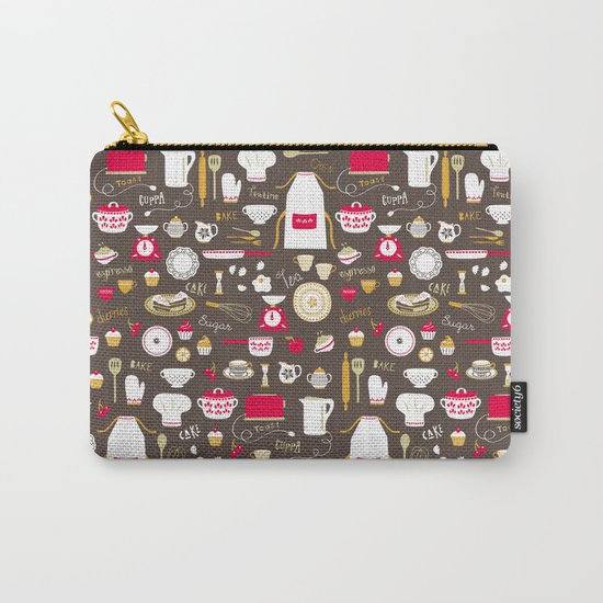 Teatime Treat Carry-All Pouch