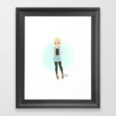 Android C-18 Framed Art Print