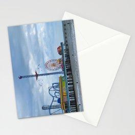 Pleasure Pier - Galveston Texas Stationery Cards