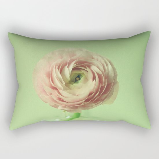 Spring Essentials Rectangular Pillow