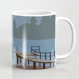 Looking for peace Coffee Mug